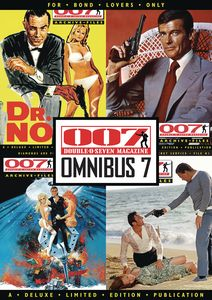 [007 Magazine: Omnibus Volume 7 (Product Image)]