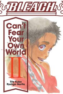 [Bleach: Can't Fear Your Own World: Volume 2 (Light Novel) (Product Image)]