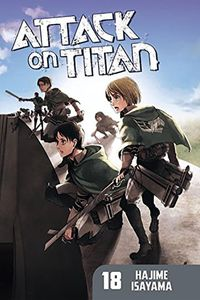 [Attack On Titan: Volume 18 (Product Image)]