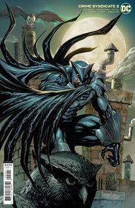 [Crime Syndicate #2 (Cover B Tyler Kirkham Variant) (Product Image)]