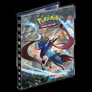 [Pokémon: 4-Pocket Portfolio: Sword & Shield 10 (Product Image)]