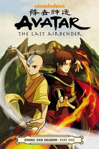 [Avatar: The Last Airbender: Volume 10: Smoke & Shadow: Part 1 (Product Image)]