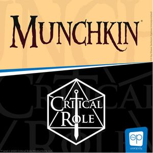 [Munchkin: Critical Role (Product Image)]