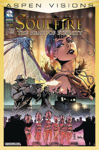 [Aspen Visions: Soulfire: The Heart Of Eternity #1 (Cover A Cafaro) (Product Image)]