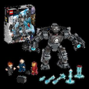 [LEGO: Marvel: Infinity Saga: Iron Man: Iron Monger Mayhem (Product Image)]