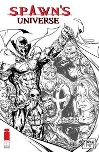 [Spawn: Universe #1 (2nd Printing) (Product Image)]