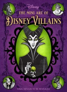 [The Mini Art Of Disney Villains (Hardcover) (Product Image)]