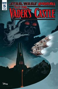 [Star Wars: Tales From Vaders Castle #5 (Cover B - Wilson Ii) (Product Image)]