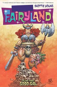 [I Hate Fairyland: Volume 3: Good Girl (Forbidden Planet/Big Bang Exclusive Signed Mini Print Edition) (Product Image)]