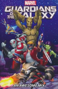 [Guardians Of The Galaxy: Awesome Mix Digest (Product Image)]