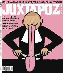 [Juxtapoz #187 (August 2016) (Product Image)]