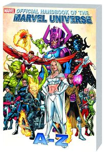 [Official Handbook Of Marvel Universe A To Z: Volume 4 (Product Image)]