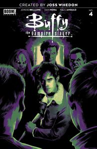 [Buffy The Vampire Slayer #4 (Cover A Main Taylor) (Product Image)]