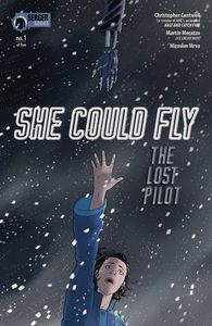 [She Could Fly: Lost Pilot #1 (Product Image)]