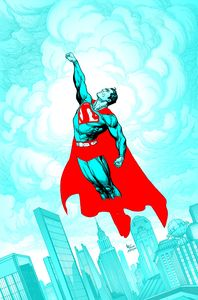 [Superman: Red & Blue #1 (Cover A Gary Frank) (Product Image)]