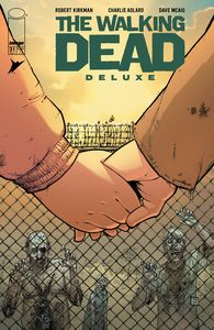 [Walking Dead: Deluxe #21 (Cover B Moore & Mccaig) (Product Image)]