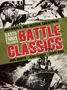 [Garth Ennis: Battle Classics (Hardcover - Titan Edition) (Product Image)]