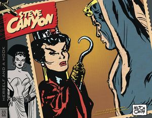[Steve Canyon: Volume 10: 1965 - 1966 (Hardcover) (Product Image)]