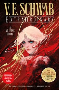 [Extraordinary (Forbidden Planet Exclusive Special Signed Edition Hardcover) (Product Image)]
