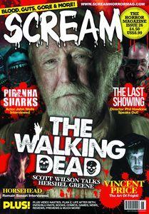 [Scream Magazine #27 (Product Image)]