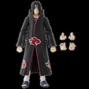 [Naruto Shippuden: Anime Heroes Action Figure: Uchiha Itachi (Product Image)]
