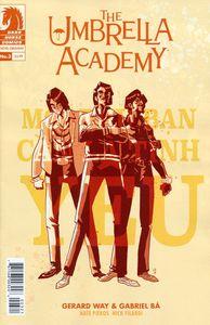 [Umbrella Academy: Hotel Oblivion #3 (Cover B Ba) (Product Image)]