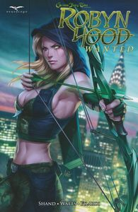 [Robyn Hood: Volume 2: Wanted (Product Image)]