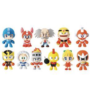 [Mega Man: 3D Figural Keychain (Product Image)]