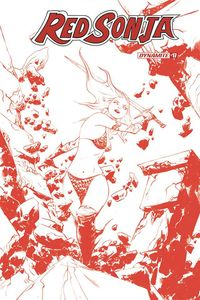 [Red Sonja #17 (Lee Tint Variant) (Product Image)]