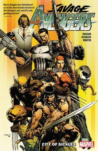 [Savage Avengers: Volume 1: City Of Sickles (Product Image)]