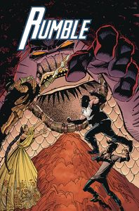 [Rumble #13 (Cover B Wilson Sienkiewicz Stewart) (Product Image)]