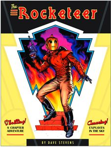[Rocketeer: Complete Collection: Volume 1 (Hardcover) (Product Image)]