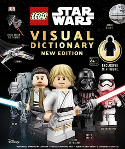 [LEGO: Star Wars: Visual Dictionary (New Edition - Hardcover) (Product Image)]