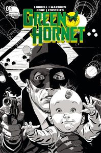 [Green Hornet #5 (Weeks Black & White Variant) (Product Image)]