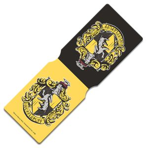 [Harry Potter: Travel Pass Holder: Hufflepuff House Crest (Product Image)]