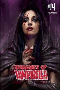 [Vengeance Of Vampirella #14 (Cover A Parrillo) (Product Image)]