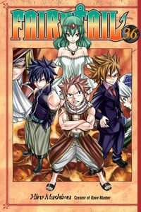 [Fairy Tail:  Volume 36 (Product Image)]
