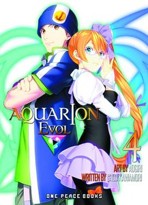 [Aquarion Evol: Volume 4 (Product Image)]