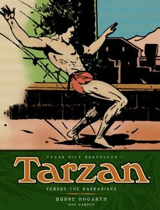 [Tarzan Dailies: Volume 2: Tarzan Versus The Barbarians (Hardcover) (Product Image)]