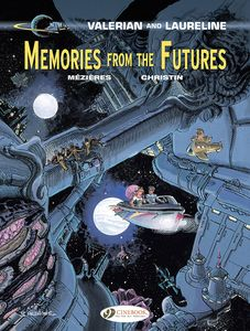 [Valerian: Volume 22: Memories From The Futures (Product Image)]