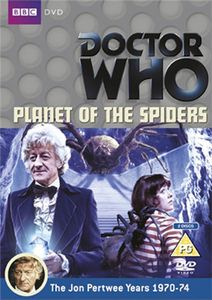 [Doctor Who: Planet Of The Spiders (Product Image)]