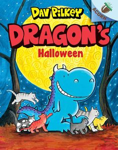 [Dragon: Book 4: Dragon's Halloween (Product Image)]