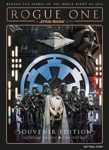 [Rogue One: A Star Wars Story: Souvenir Edition Magazine (Product Image)]