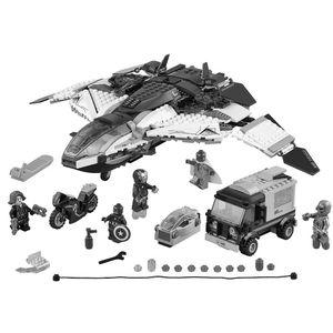 [Marvel Superheroes: Lego: The Avengers Quinjet City Chase (Product Image)]