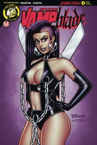 [Vampblade: Season 3 #2 (Cover C Mckay) (Product Image)]