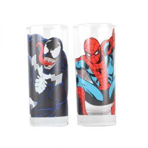 [Marvel: Glass Set: Spider-Man (Product Image)]