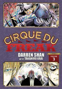 [Cirque Du Freak: The Manga: Volume 3 (Product Image)]