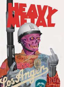 [Heavy Metal #296 (Cover A) (Product Image)]
