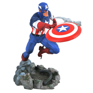 [Marvel: Gallery PVC Statue: Vs. Captain America (Product Image)]