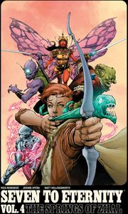 [Seven To Eternity: Volume 4 (Product Image)]